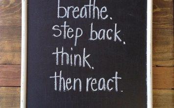 Fail or step back?