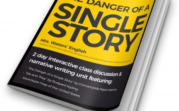 "Sự nguy hiểm của ""single story"""