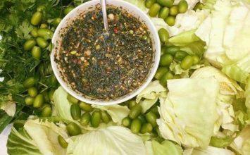 Chẩm chéo – Độc đáo cách ăn chua của dân tộc Thái – Sơn La
