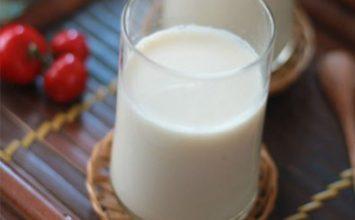 Món sữa gạo Hàn Quốc